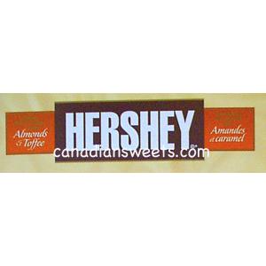Hershey Almonds & Toffee