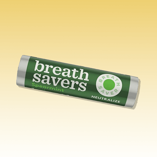 Breath Savers Spearmint