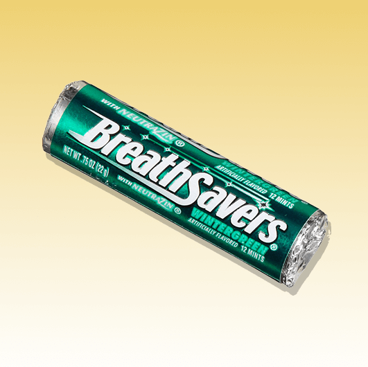 Breath Savers Wintergreen