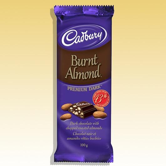 Burnt Almond