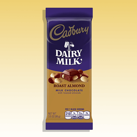 Cadbury Dairy Milk Almond