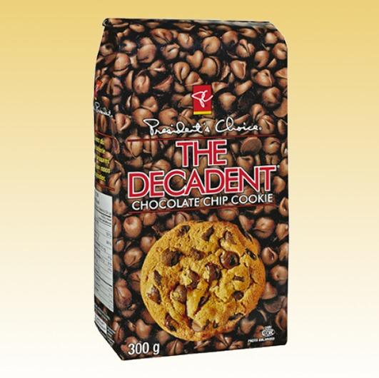 Decadent Chocolate Chip