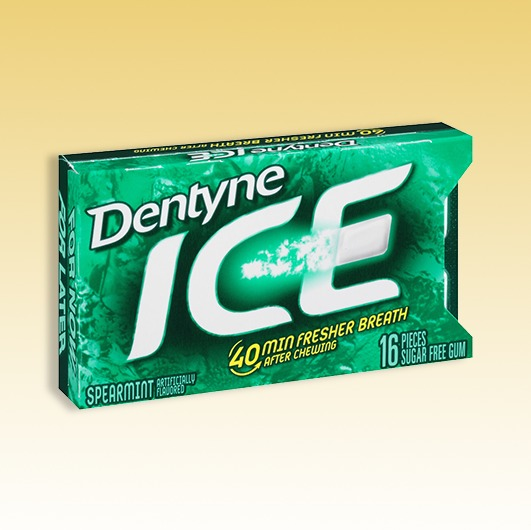 Dentyne Spearmint