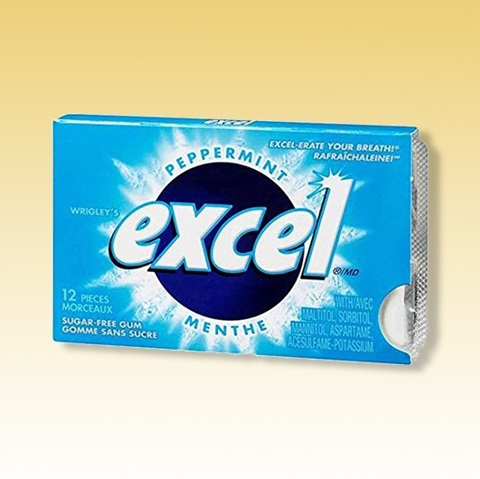 Excel Peppermint