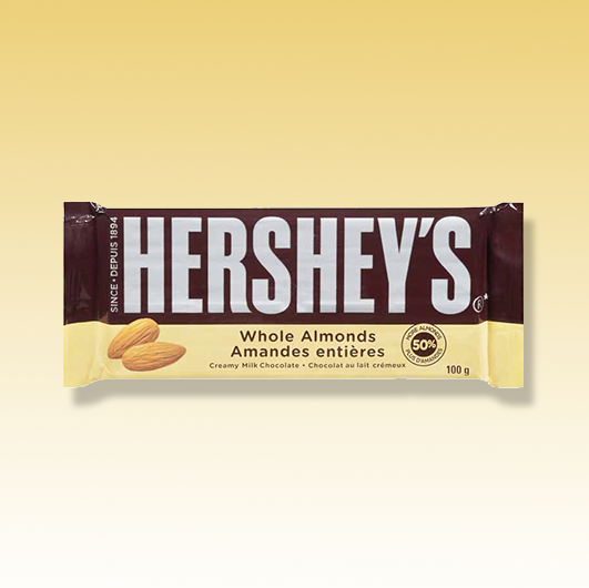 Hershey Almonds