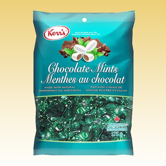 Kerr's Chocolate Mints