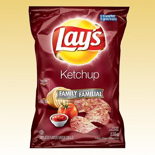 Lay's Ketchup