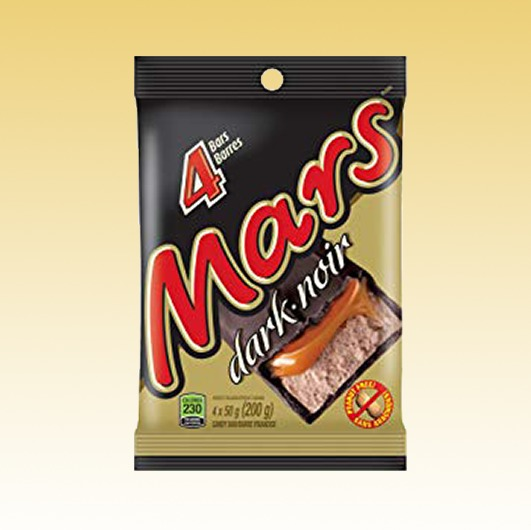 Mars Dark...NOW PEANUT FREE