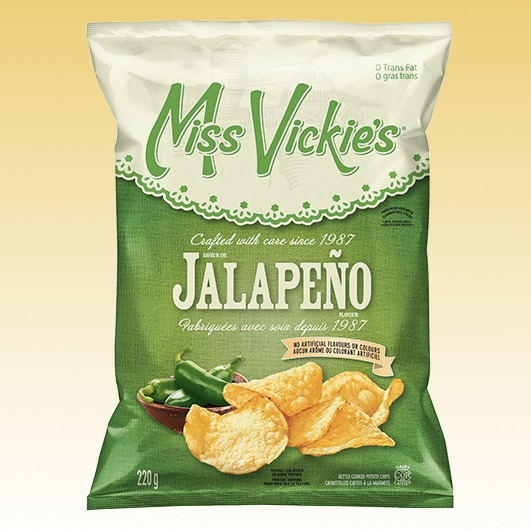Miss Vickies Jalapeño