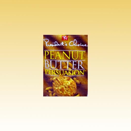 Peanut Butter Persuasion