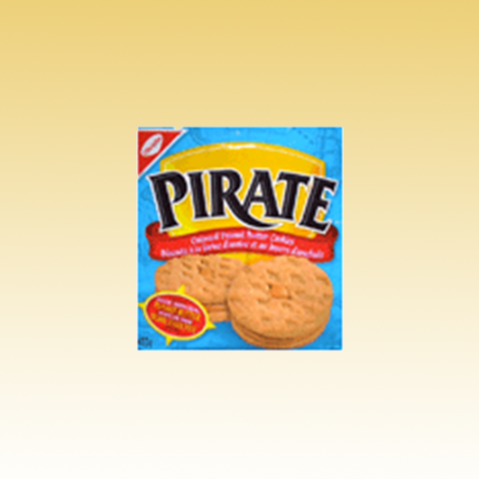 Pirate Peanut Butter