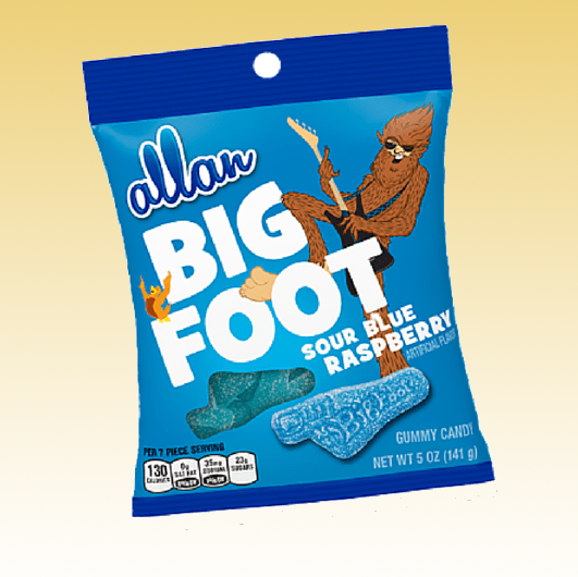 Sour Big Foot