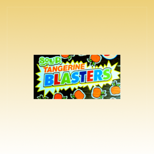 Sour Tangerine Blasters