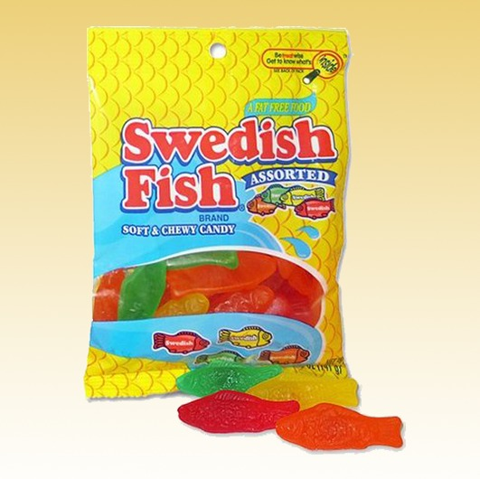 Swedish Fish Assort