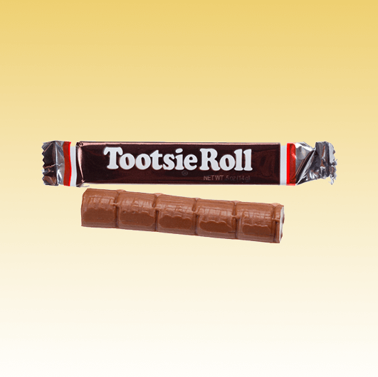 Tootsie Roll Tub (Bite Size)