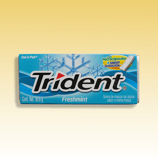 Trident Fresh Mint