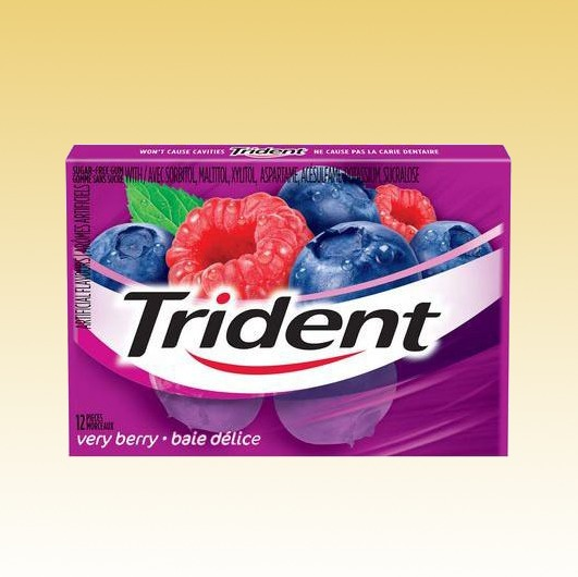 Trident Very Berry