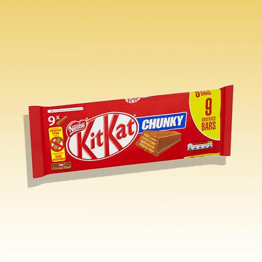Kit Kat Chunky (Peanut Free)