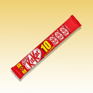 Kit Kat Miniatures 10 pack