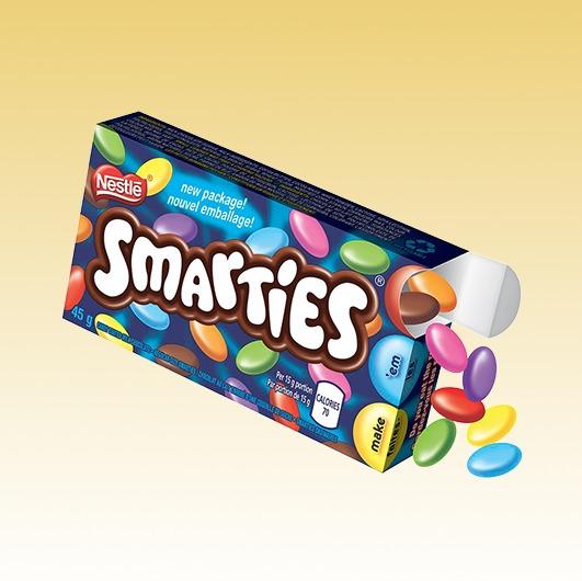 Smarties (Peanut Free)