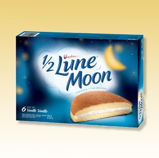 Half Moon Original Vanilla (vachon)