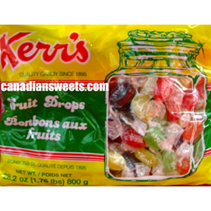 Kerr's Fruit Drops 650g