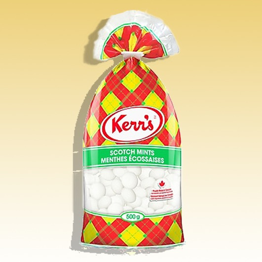 Kerr's Scotch Mints