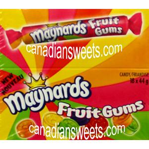 Maynards Fruit Gums (Roll)