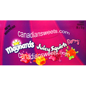 Maynards Juicy Squirt Berries