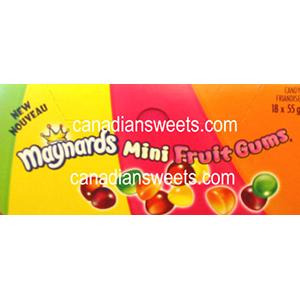 Maynards Mini Fruit Gums