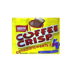 Coffee Crisp (Peanut Free)