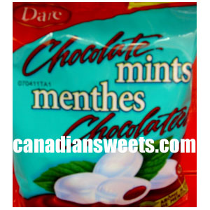 Dare Chocolate Mints