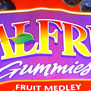 Dare Real Fruit Gummies (Medley)