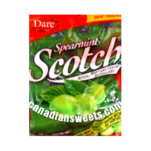 Spearmint Scotch Mints