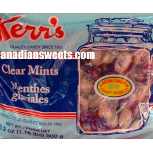 Kerr's Clear Mints 800g