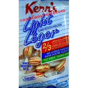 Kerr's Light Striped Mints