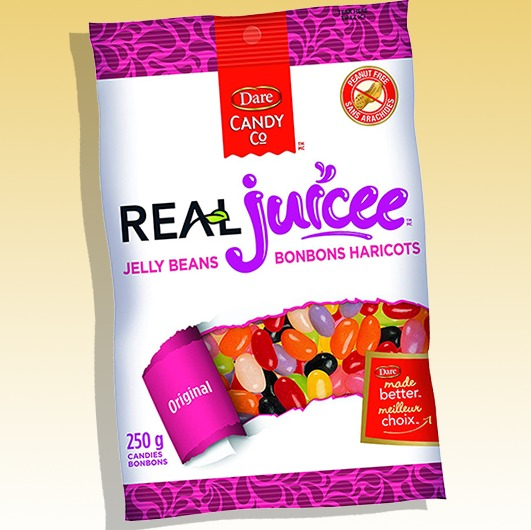 Dare Juicee Jelly Beans