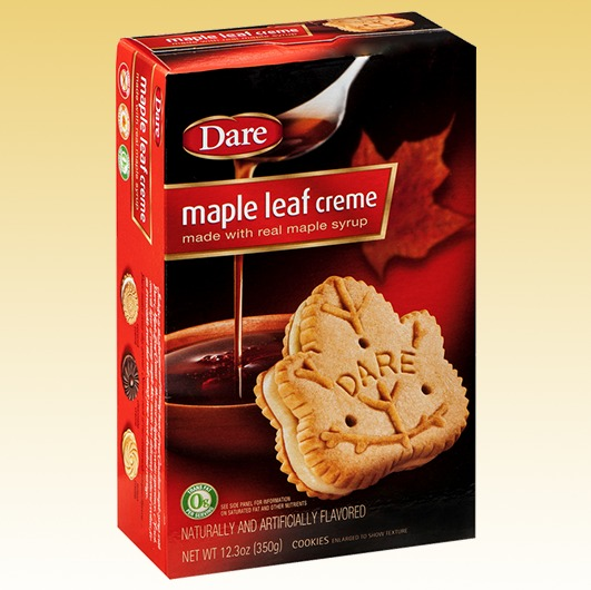 Dare Maple Leaf