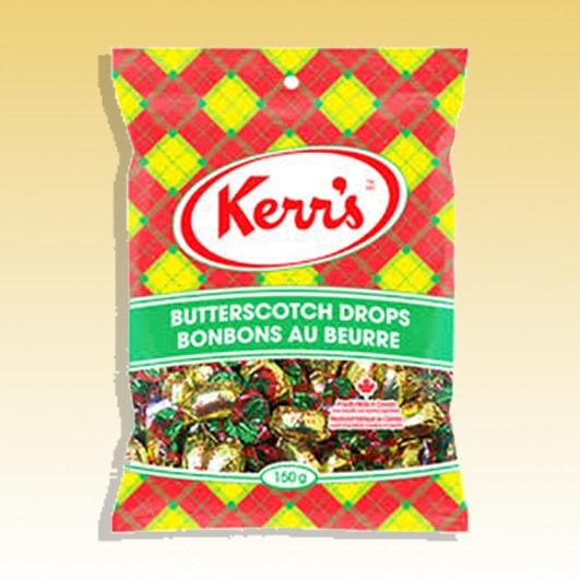 Kerr's Butterscotch Drops