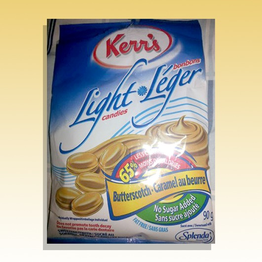 Kerr's Light Butterscotch