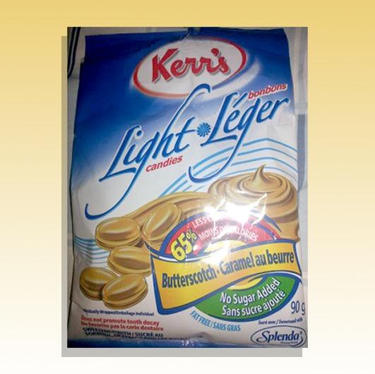 Kerr's Light Butterscotch