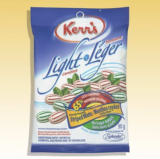 Kerr's Light Striped Mints