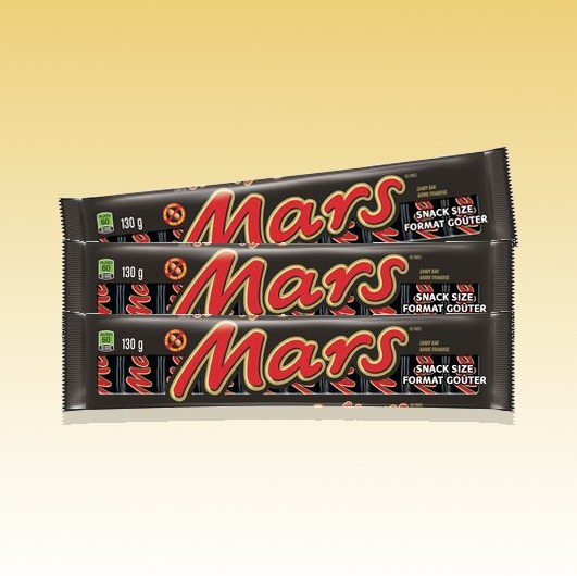 Mars Regular - NOW PEANUT FREE