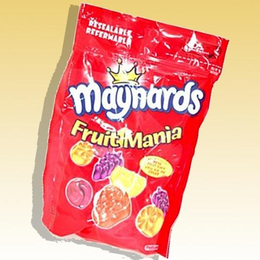 Maynards Fruit Mania