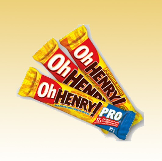 Oh Henry Protein
