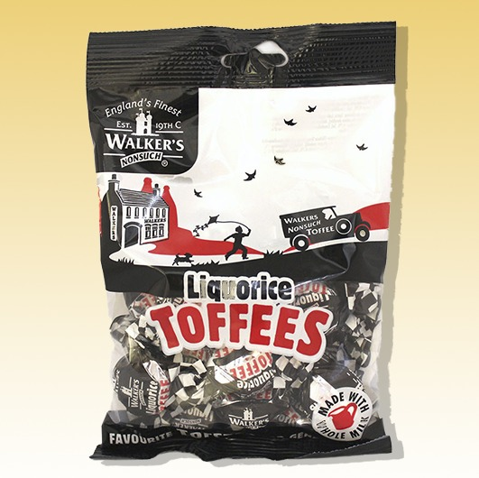 Pure Licorice Toffee