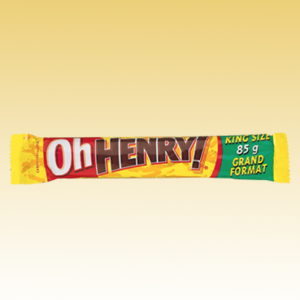 Oh Henry King Size